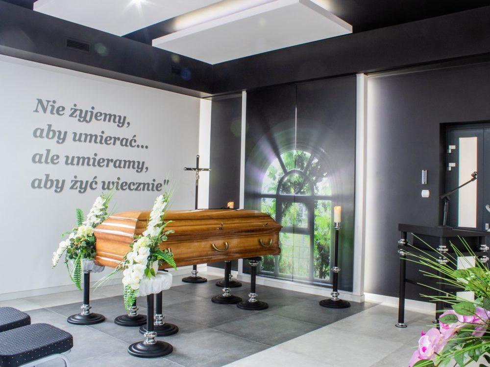 Kapica - dom pogrzebowy Paczków